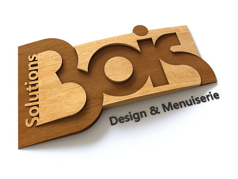 Logotype | Solutions Bois